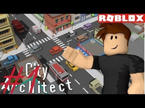 I am the mayor!!-ep 1| ROBLOX City Architect