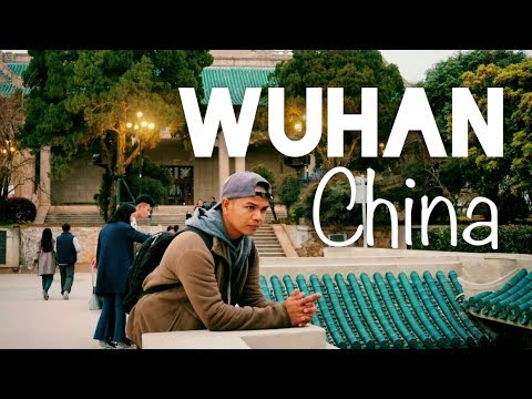 WUHAN CHINA || JADI TOUR GUIDE