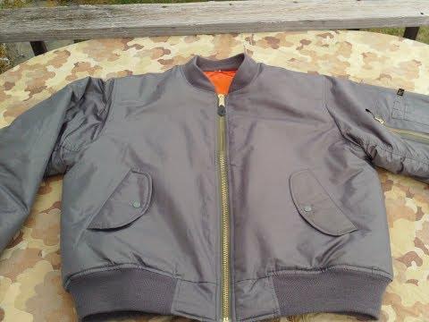 Rothco MA-1 jacket review