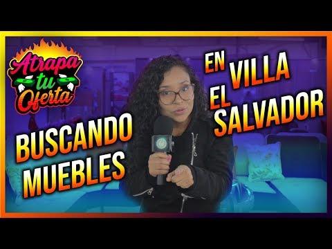 BUSCANDO MUEBLES EN VILLA EL SALVADOR