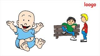 loogo: Woher kommen die Babys?