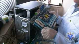 Manutenção de Computadores - Aula 20 - Erros na montagem do Computador