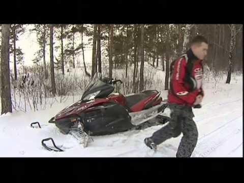 Наши тесты - Снегоходы Yamaha 2011 модельного года