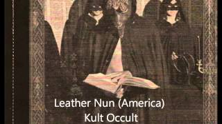 Watch Leather Nun America White Horse video