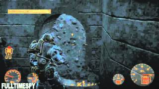Fallout 4 - How to gain access to the castle's armory
