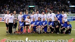 Comets Media Game 2013