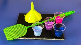 Acrylic Magic Bubbles With A Fly Swatter Satisfying Effect