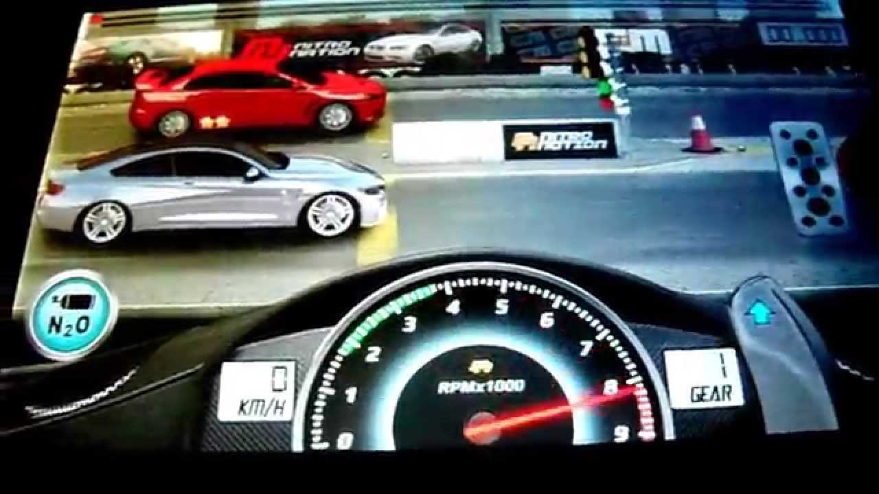 Nitro nation drag racing bmw m4 f32 tune for level 4 career