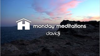 Focus your energy and intentions, The Universe Within with davidji, Monday Meditation