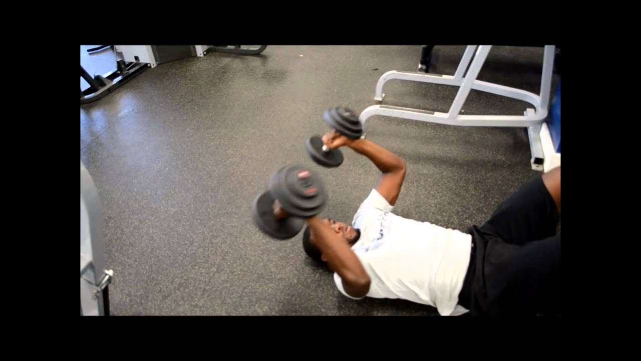 NFL Workout - Increase 225 Bench Press by Tony Thomas ...