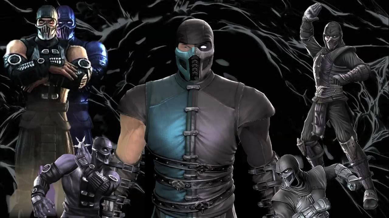 10 Awesome Facts On Noob Saibot