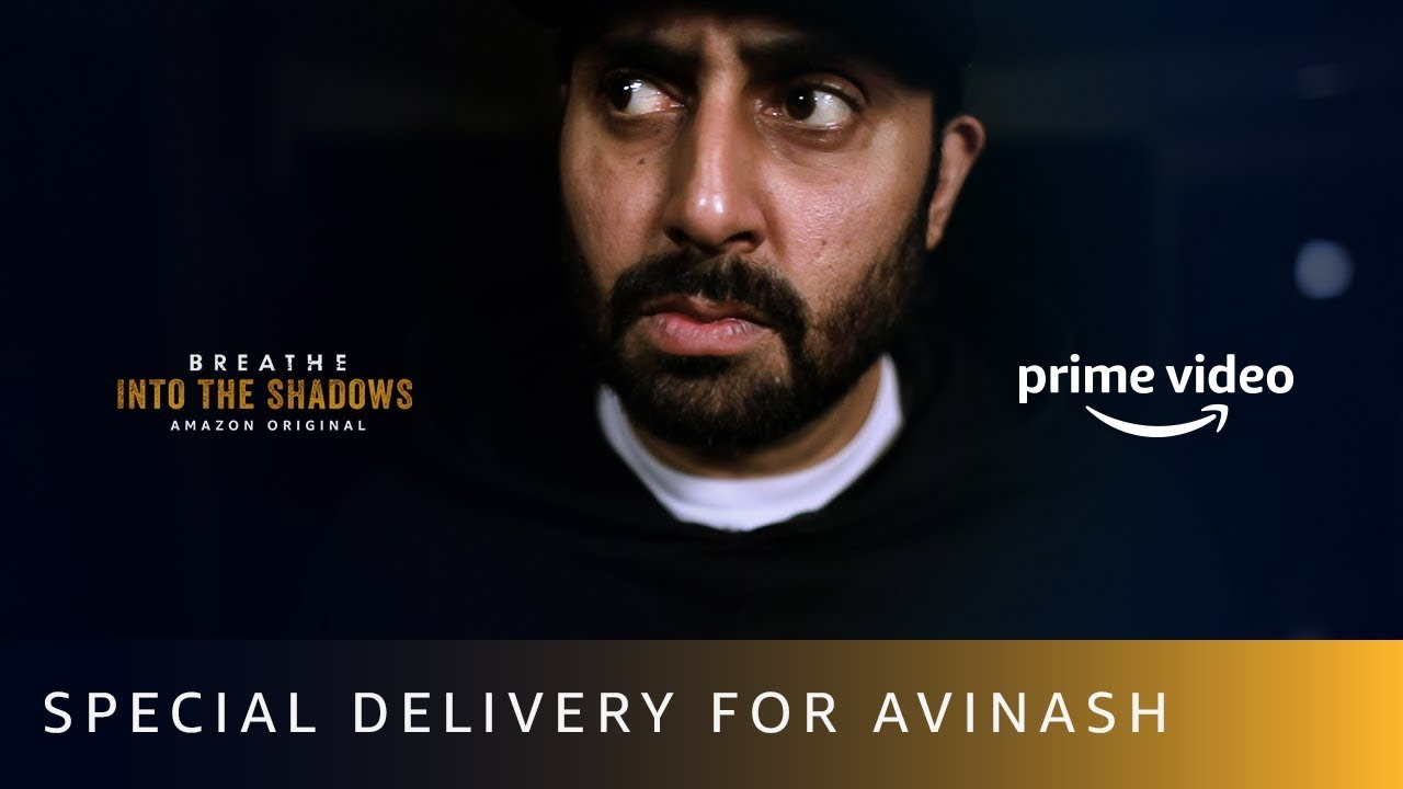 Special Delivery for Avinash | Breathe - Into The Shadows | Abhishek Bachchan | Amazon Prime Video