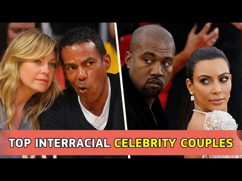 All The Truth About Hollywood Interracial Couples | ⭐OSSA