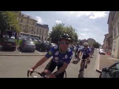 Tour de Champagne Charity Road Ride 2015
