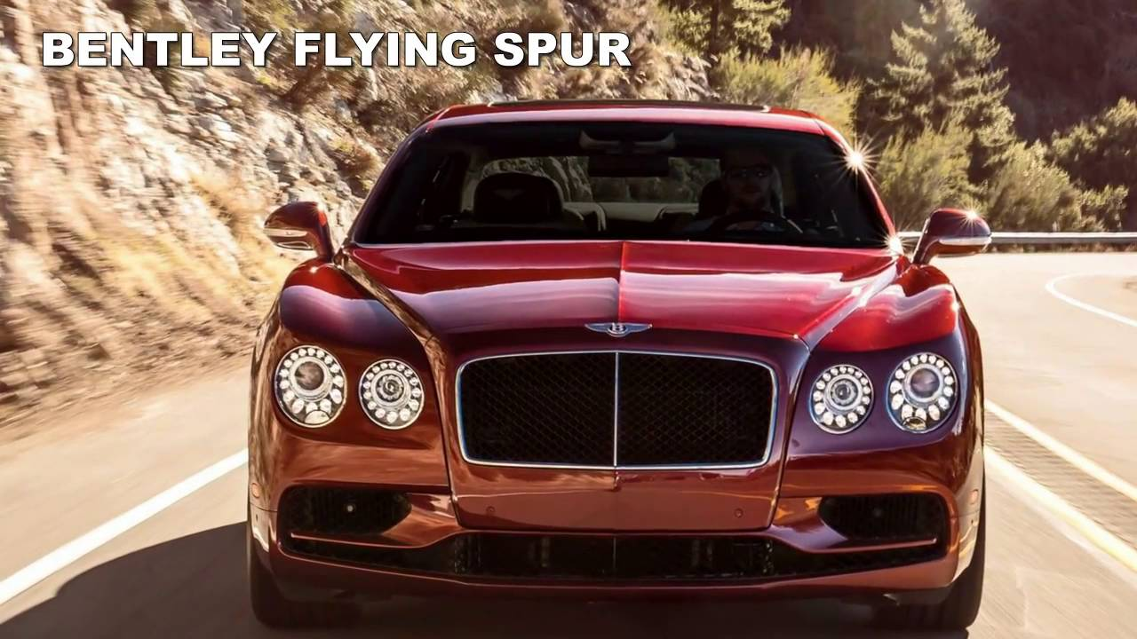 2017 Bentley Flying Spur Exterior And Interior Walkaround 2016