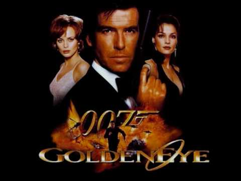 Tina Turner  Goldeneye Theme Song James bond : Goldeneye HD