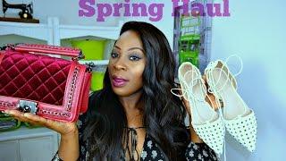 Spring Collective Haul | Asos, Missguided, Zara, Aliexpress & more