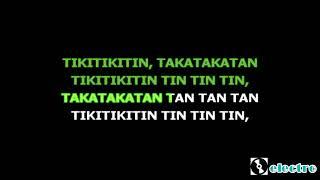 Thalía - Me Oyen, Me Escuchan (KARAOKE) lyrics ⬇suscribete⬇