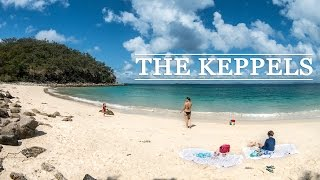 THE GREAT KEPPEL ISLAND