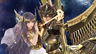 SAINT SEIYA THE LEGEND OF SANCTUARY TRAILER 4