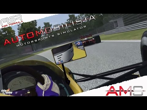 Automobilista Mixed Reality Michael Schumacher Benetton B191 1991 Onboard Cam at Imola