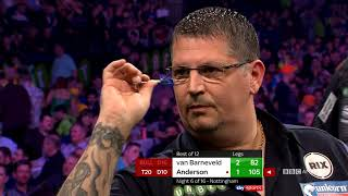 NOTTINGHAM R. Van Barneveld v G. Anderson: Full Match | Thursday Night Darts | 10/9c on BBC America