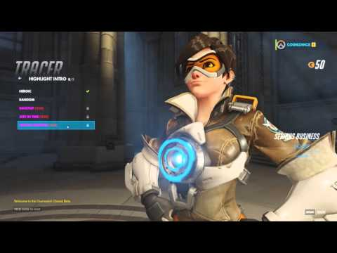 Overwatch - All Character Intros