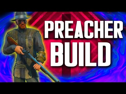 Fallout 4 Builds - The Preacher - Redemption Build
