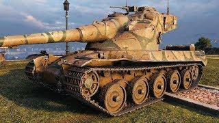 AMX 50 B - TEAMPLAY - World of Tanks Gameplay