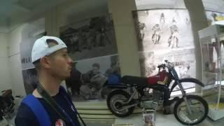 Прогулка. Выставка ''МотоПобеда (все серийные мотоциклы марки ''ИЖ'')