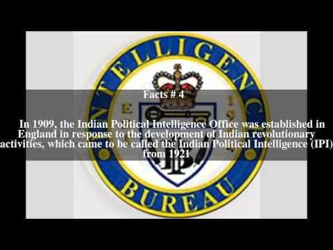 Intelligence Bureau (India) Top # 5 Facts