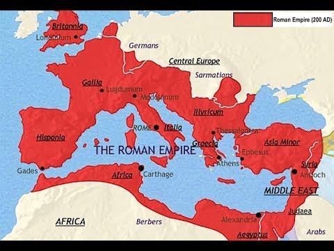 did the roman empire in the