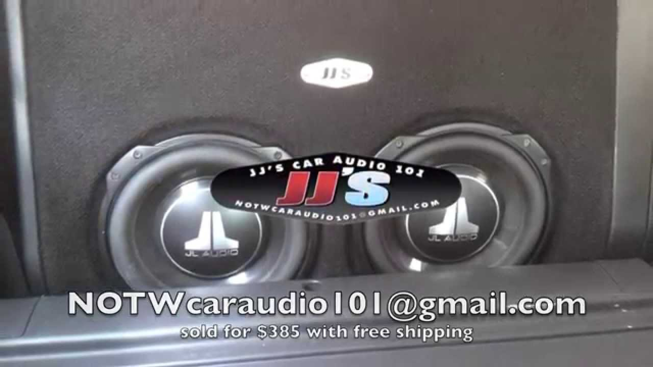 toyota tacoma jl10tw3 custom sub boxes for sale on ebay or. Black Bedroom Furniture Sets. Home Design Ideas