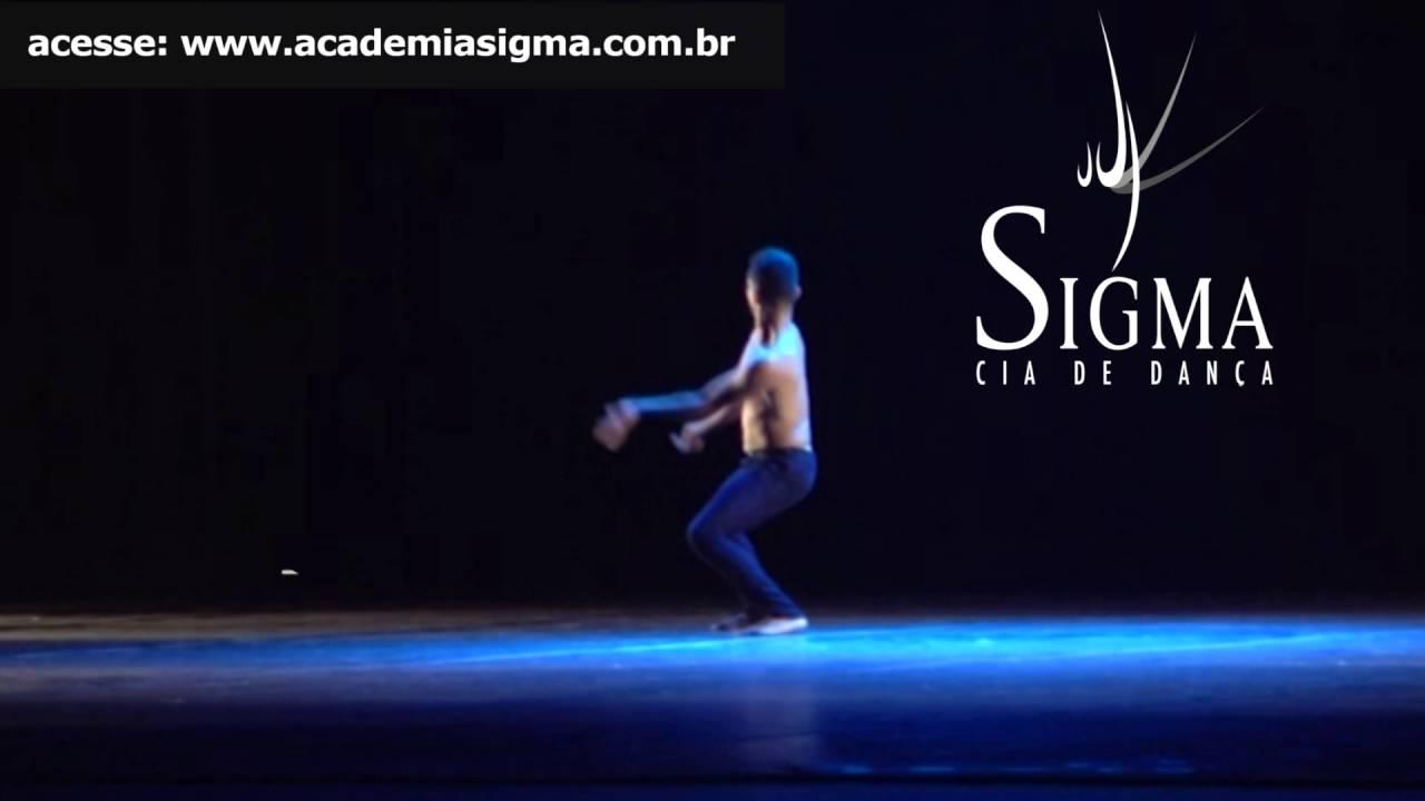02a2f3c6ca Academia Sigma de Dança. Criart Bauru
