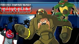 "Teenage Mutant Ninja Turtles: Mutants in Manhattan | ""EP7: General Krang!"" (w/ H2O Delirious) (TMNT)"