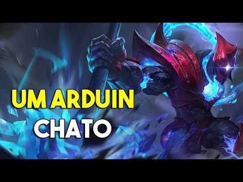 UM ARDUIN CHATO! - Arena of Valor