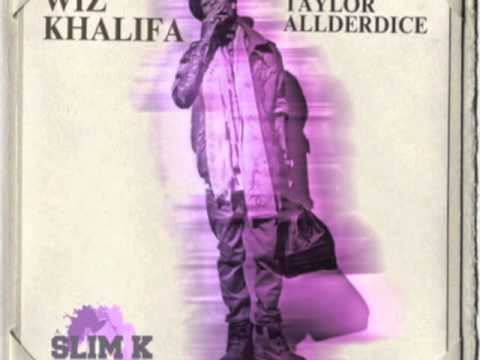 Wiz Khalifa Feat Rick Ross & Amber Rose  Never Been Chopped & Screwed  Slim K