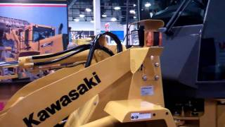 Video still for Kawasaki -New Compact Loaders