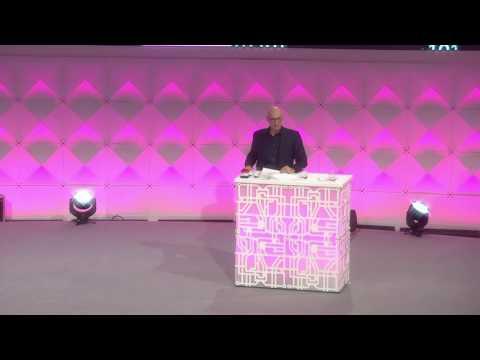 Social Media Post: Angriff auf Router: Ausschnitte aus der Rede von Tim Höttges