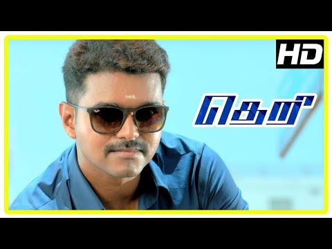 Thumbnail: Theri movie | Full action scenes | Vijay | Samantha | Mahendran | Boxer Dheena | Stun Siva