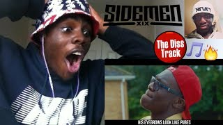 Deji - Sidemen Diss Track (Official Music Video) REACTION!!!