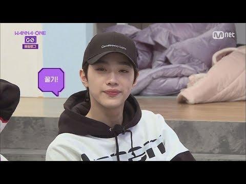 Wanna One Go [4화] 꿀귀 린린이의 한국어 공부 + NEXT WEEK 171124 EP.9
