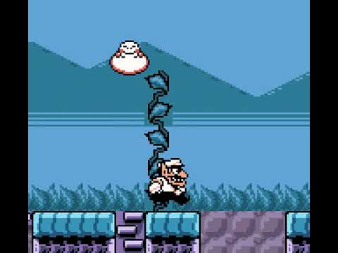 Wario Land 3 - 6 - the blue thing and the two devil rings