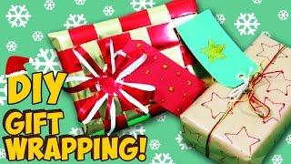 איך לעטוף מתנה