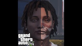 GTA 5|TWO FACE (GTA CINEMATIC)