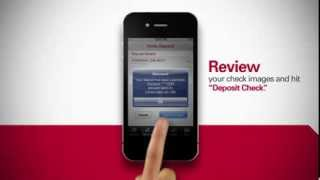 Bank of Oklahoma Mobile Deposit