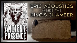 Overtone Singing in the King's Chamber | Ancient Presence