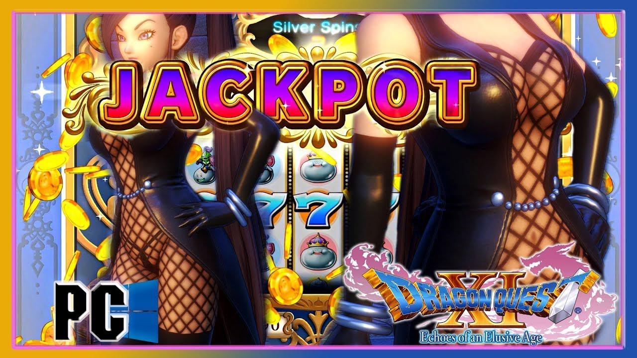 Dragon Quest 11 Jackpot