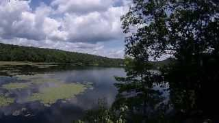 RAMAPO LAKE @ OAKLAND, NJ
