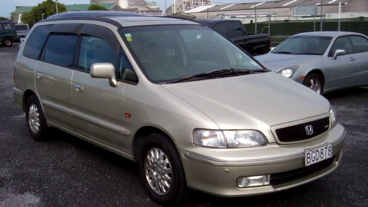 1998 Honda Odyssey V6 Prestige $1 NO RESERVE!!! $Cash4Cars ...
